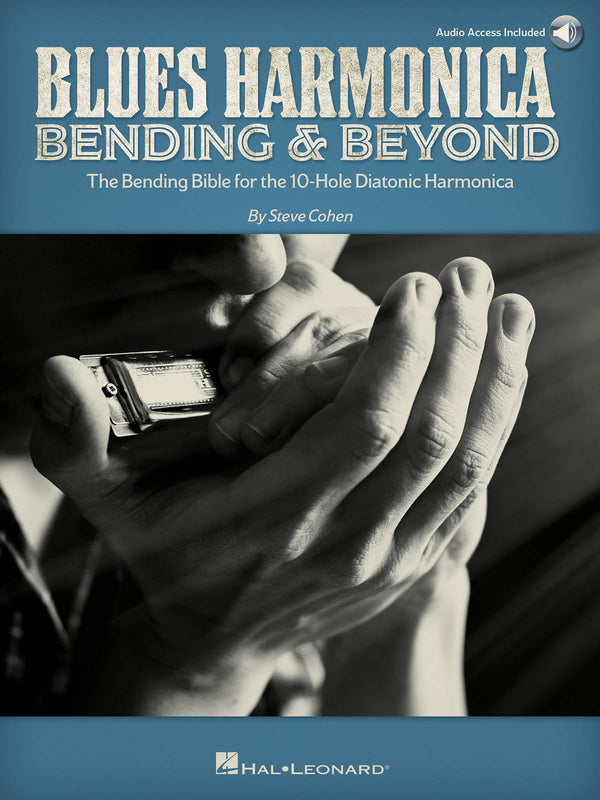 Blues Harmonica – Bending & Beyond