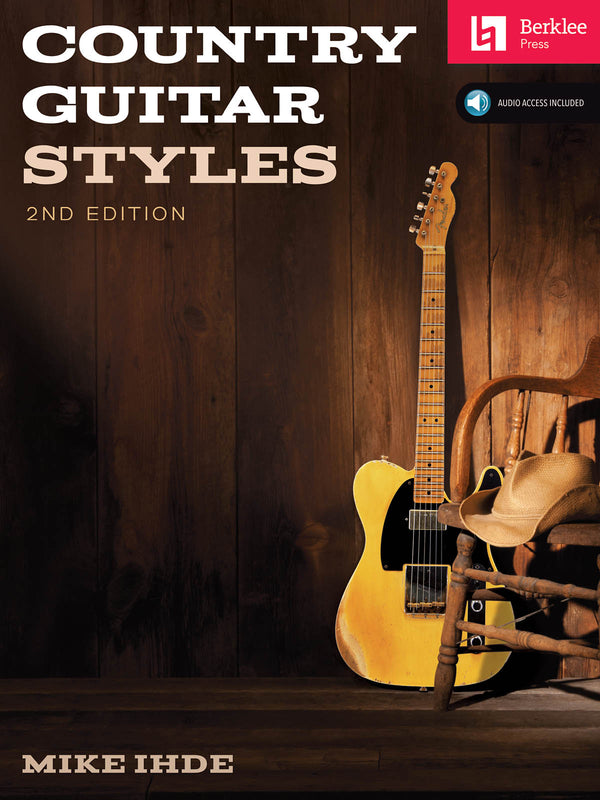 Country Guitar Styles – 2nd Edition