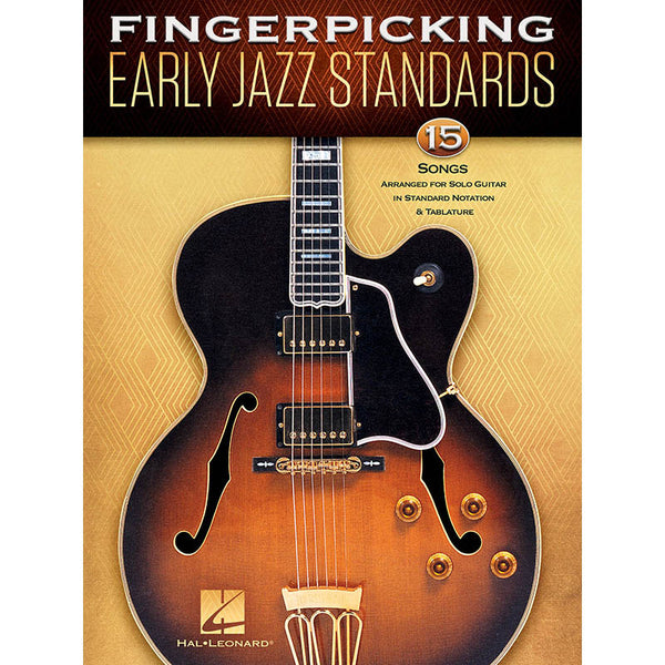 Fingerpicking Early Jazz Standards
