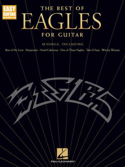 The Best of Eagles for Guitar – Updated Edition