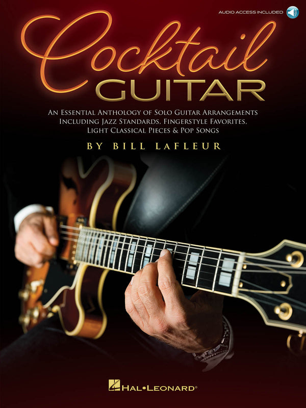 Cocktail Guitar - An Essential Anthology of Solo Guitar Arrangements