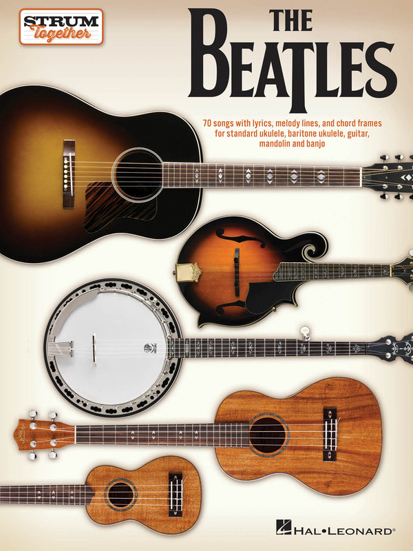 The Beatles – Strum Together