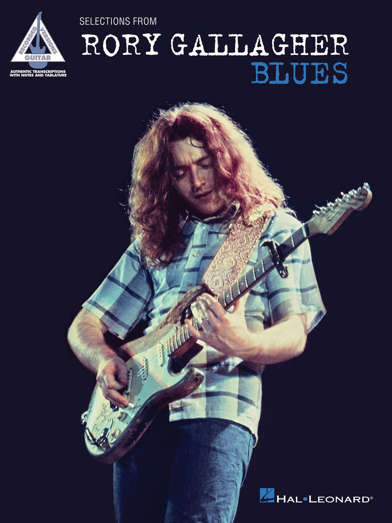 Selections from Rory Gallagher – Blues