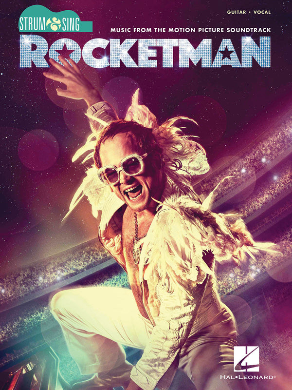 Rocketman – Music from the Motion Picture Soundtrack: Strum & Sing Series for Guitar