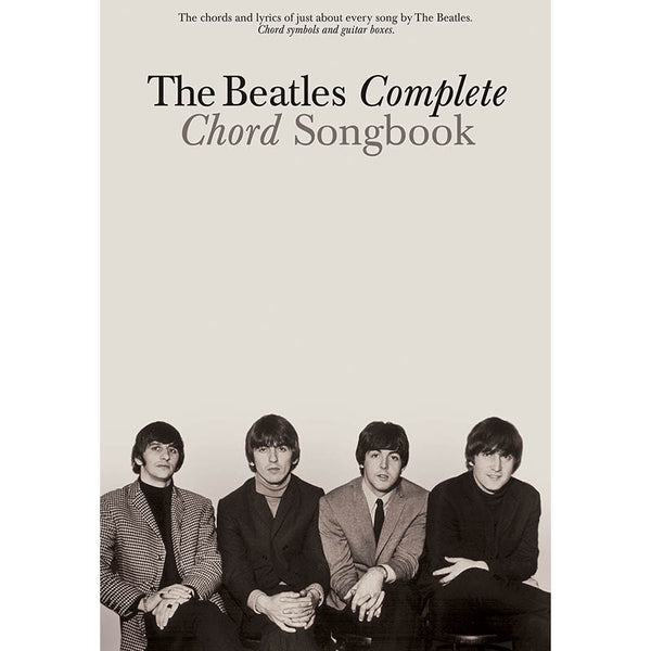 The Beatles Complete Chord Song Book