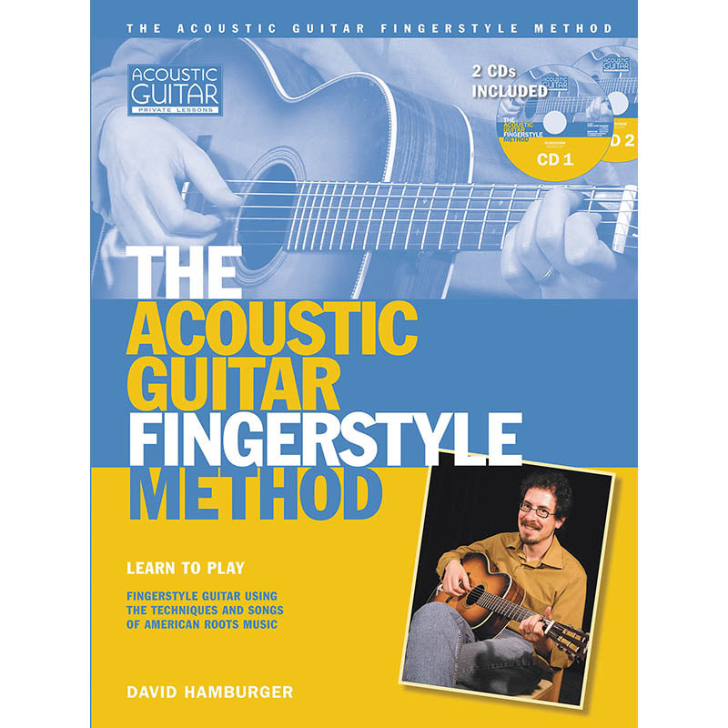 The Acoustic Guitar Fingerstyle Method
