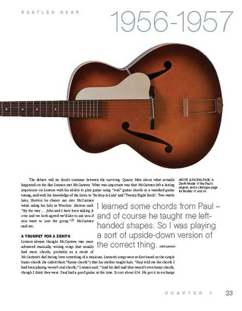 Beatles Gear - All the Fab Four's Instruments From Stage to Studio: The Ultimate Edition