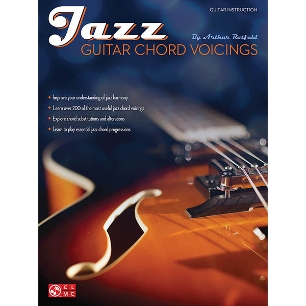 Jazz Guitar Chord Voicings