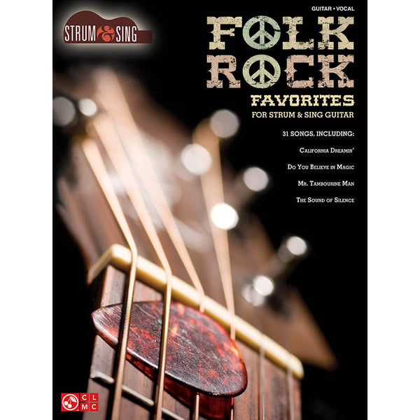 Folk / Rock Favorites - Strum & Sing