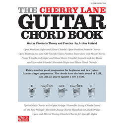 The Cherry Lane Guitar Chord Book - Guitar Chords in Theory and Practice