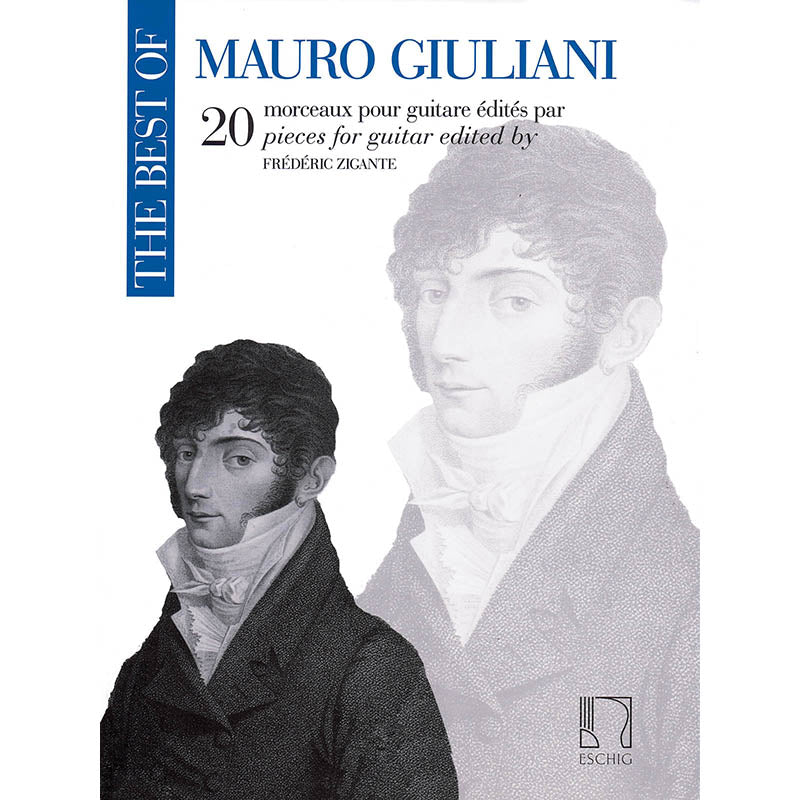 The Best of Mauro Giuliani - 20 Pieces for Guitar