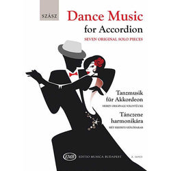 Dance Music for Accordion - Seven Original Solo Pieces