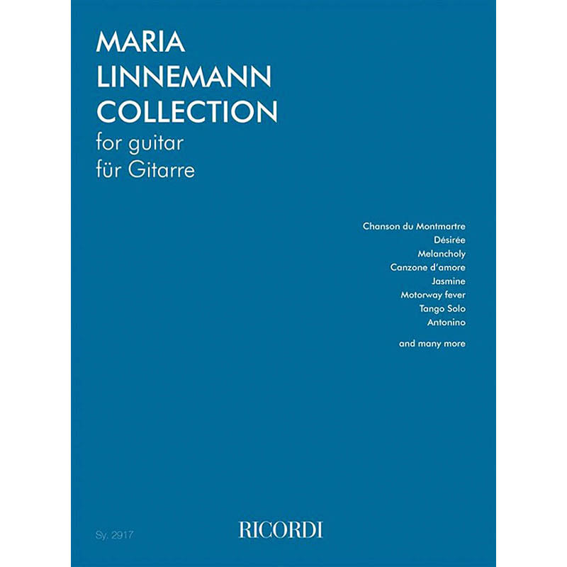 Maria Linnemann Collection for Guitar