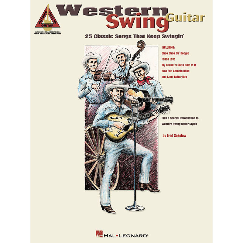 Western Swing Guitar - 25 Classic Songs That Keep Swingin'