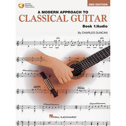 A Modern Approach to Classical Guitar - Book 1, 2nd Edition