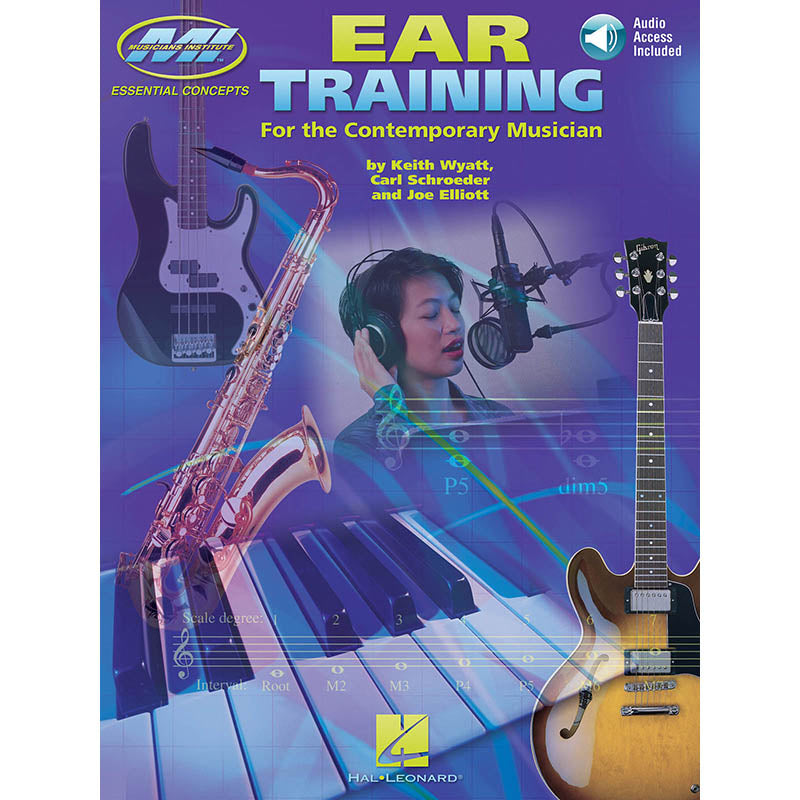 Ear Training-For the Contemporary Musician