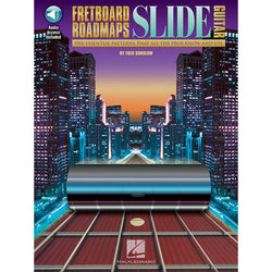 Fretboard Roadmaps: Slide Guitar-The Essential Patterns That All the Pros Know and Use