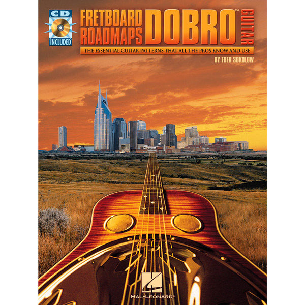 Fretboard Roadmaps: Dobro Guitar-The Essential Guitar Patterns That All the Pros Know and Use