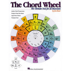 The Chord Wheel-The Ultimate Tool for All Musicians