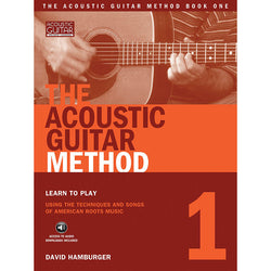 The Acoustic Guitar Method, Book One