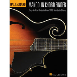 Mandolin Chord Finder - Easy-to-Use Guide to Over 1,000 Mandolin Chords