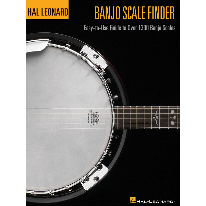 Banjo Scale Finder - Easy-to-Use Guide to Over 1,300 Banjo Scales