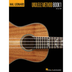 Hal Leonard Ukulele Method, Book 1