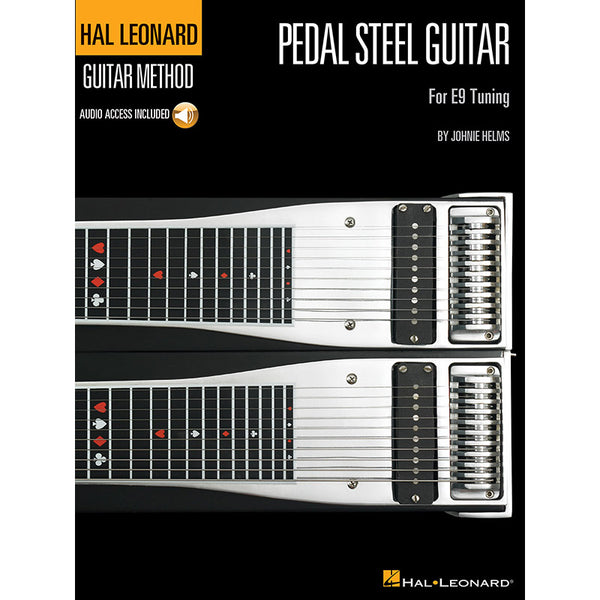 Pedal Steel Guitar Method