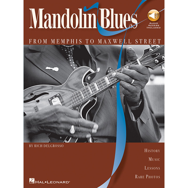 Mandolin Blues - From Memphis to Maxwell Street