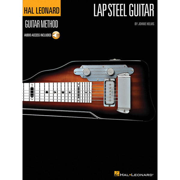 The Hal Leonard Lap Steel Guitar Method
