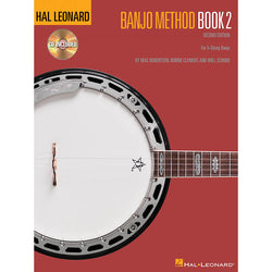 Hal Leonard Banjo Method - Book 2, 2nd Edition