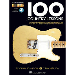 100 Country Lessons - Guitar Lesson Goldmine