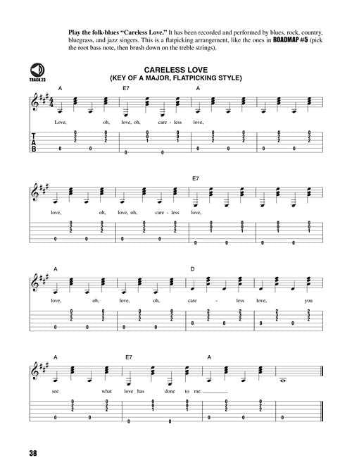 Fretboard Roadmaps - Beginning Guitar