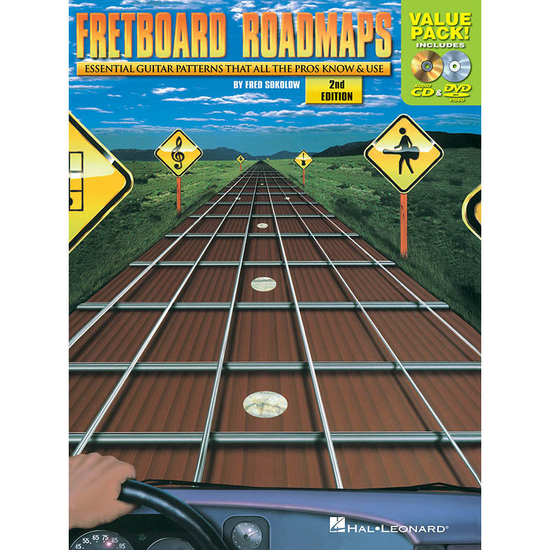 Fretboard Roadmaps Value Pack -  2nd Edition