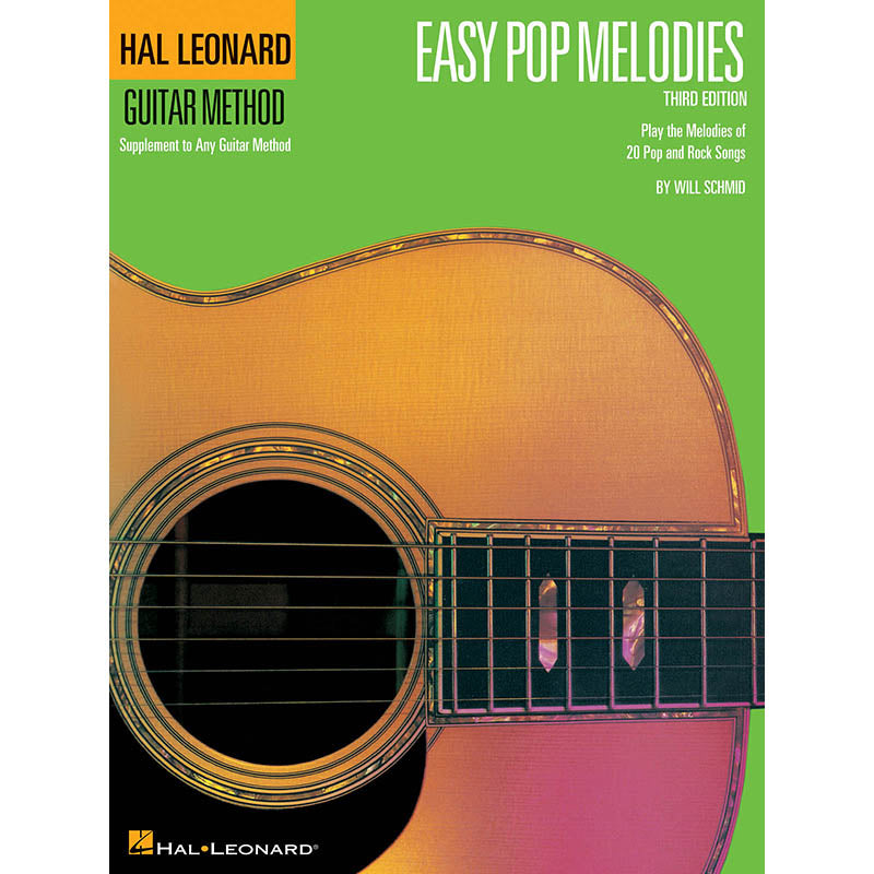 Easy Pop Melodies - Third Edition