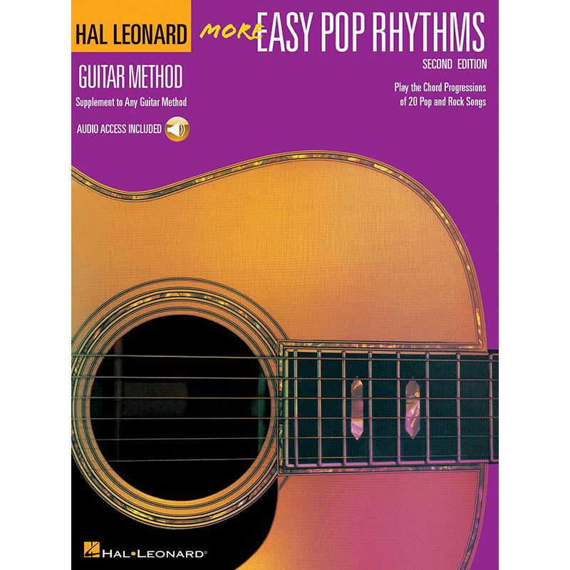 More Easy Pop Rhythms - Third Edition