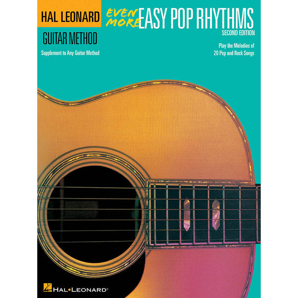 Even More Easy Pop Rhythms - Second Edition