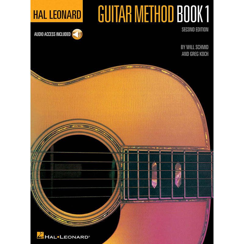 Hal Leonard Guitar Method - Book 1, Second Edition