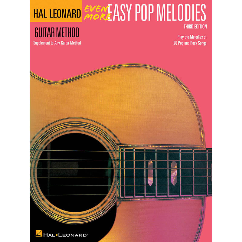 Even More Easy Pop Melodies - Third Edition