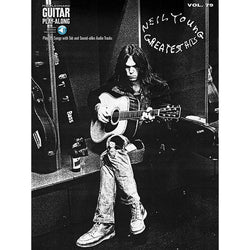 Neil Young Greatest Hits Guitar Play-Along, Vol. 79