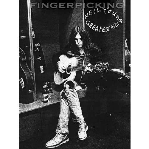 Fingerpicking Neil Young - Greatest Hits