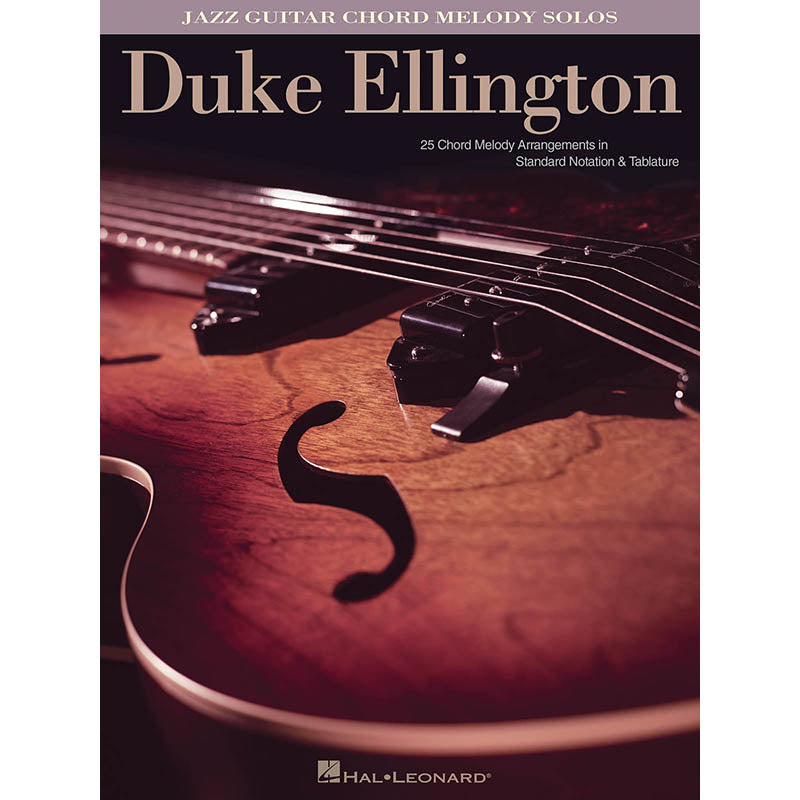 Duke Ellington - Jazz Guitar Chord Melody Solos