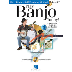 PLAY BANJO TODAY! - LEVEL 2