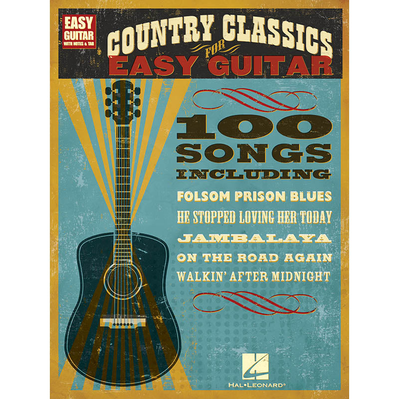 Country Classics for Easy Guitar
