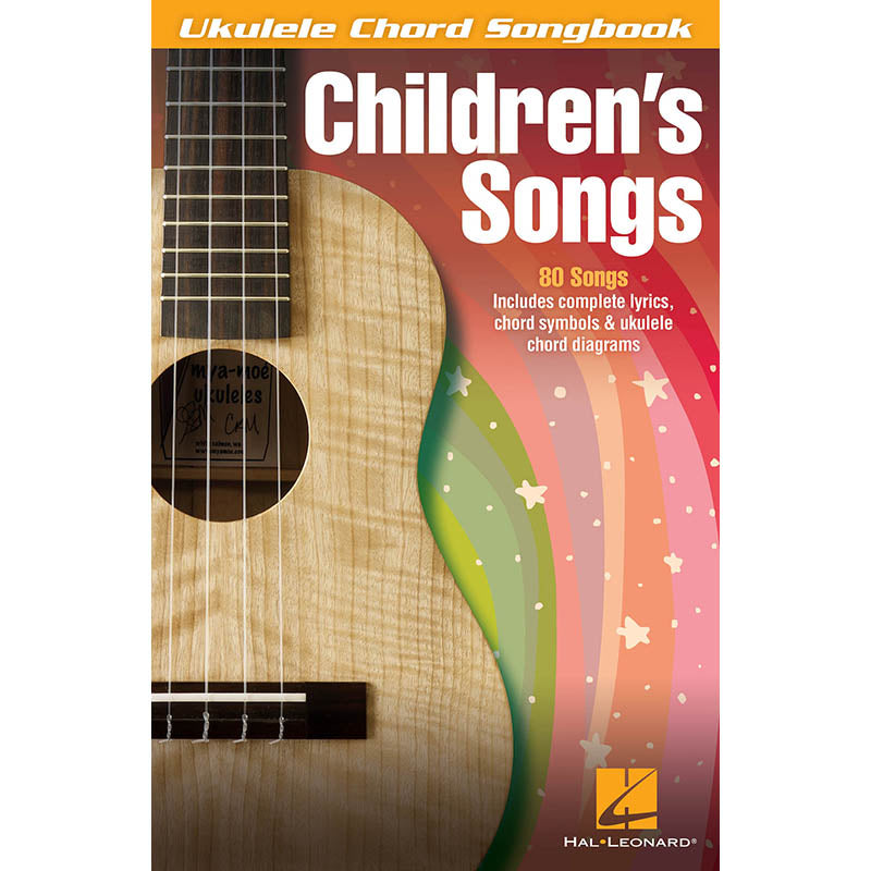 Children's Songs - Ukulele Chord Songbook