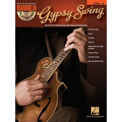 Gypsy Swing - Mandolin Play-Along, Vol. 5