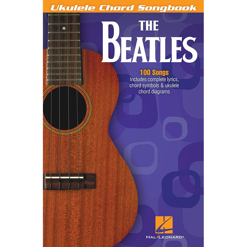 The Beatles - Ukulele Chord Songbook
