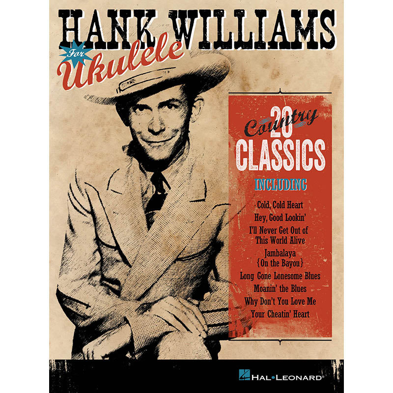 Hank Williams for Ukulele