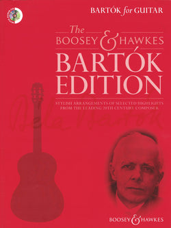 Bartok For Guitar