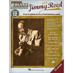 Jimmy Reed - Blues Play-Along, Vol. 12
